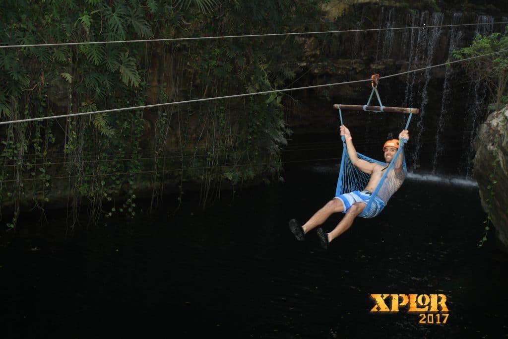 Xplor hammock splash