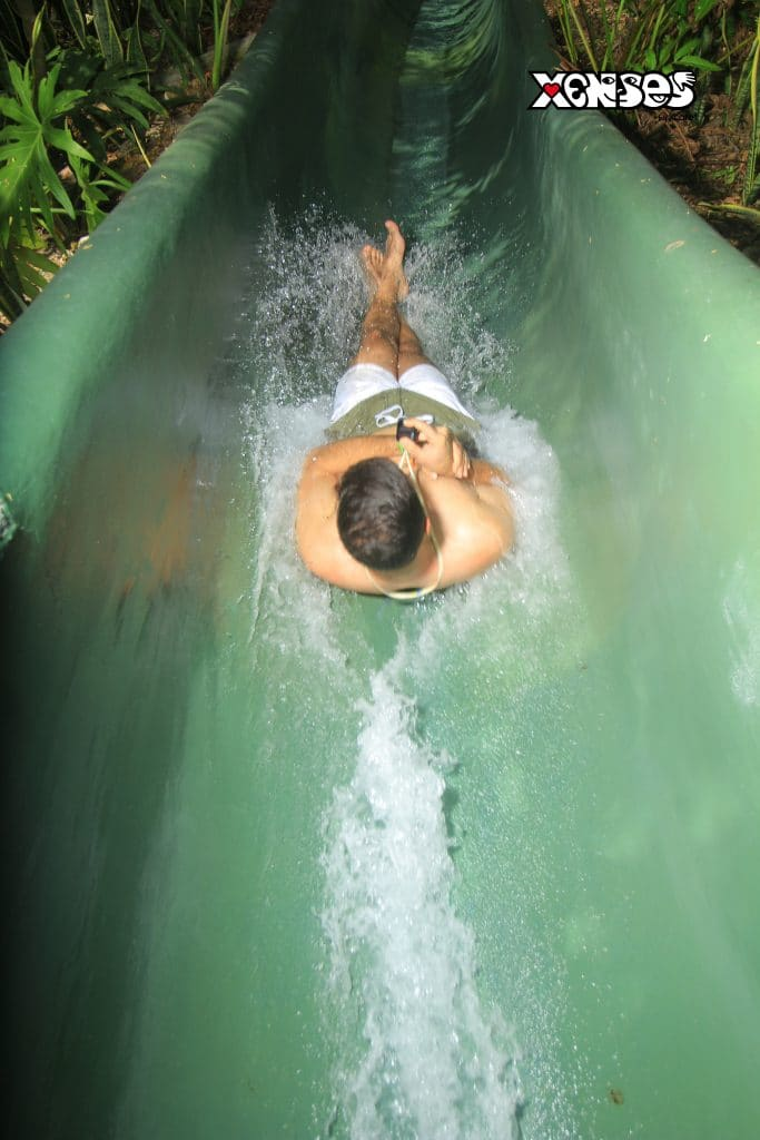 xenses park slip waterslide