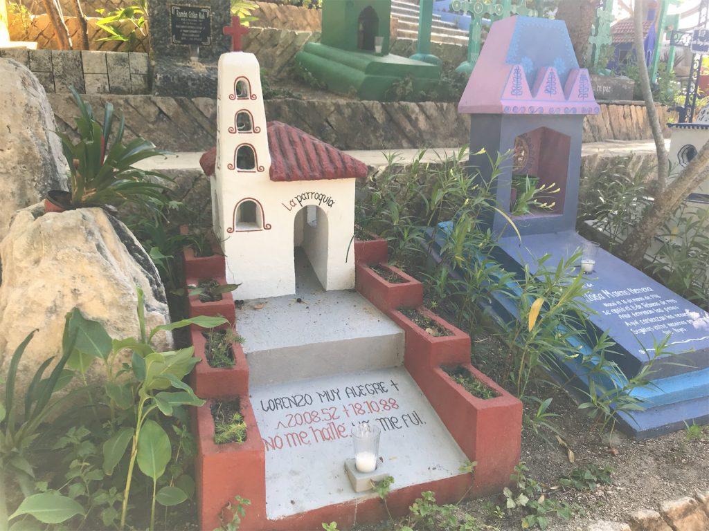 Xcaret Park Cemetery